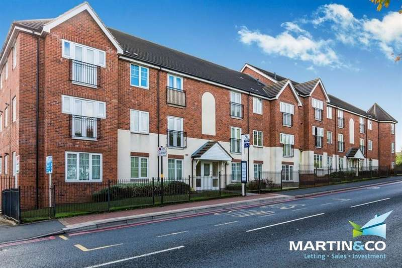 2 Bedrooms Flat for sale in Bromford Road, Oldbury, B69