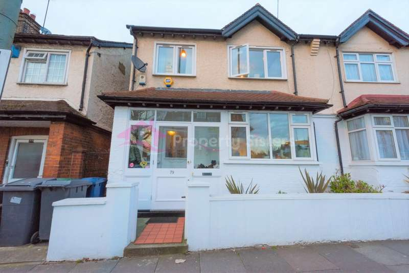 3 Bedrooms Semi Detached House for sale in North End Road, London, NW11
