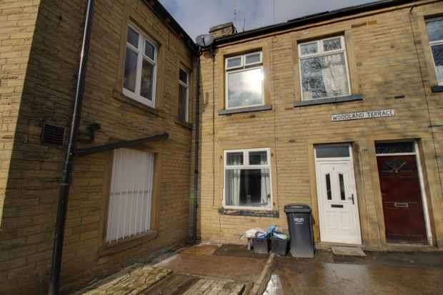 2 Bedrooms Terraced House for sale in Woodland Terrace, Halifax, West Yorkshire, HX3 6HD