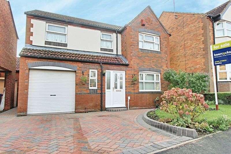 4 Bedrooms Detached House for sale in Wingfield Way, Beverley