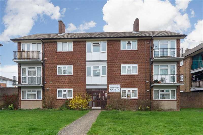 1 Bedroom Property for sale in Ross Close, Luton
