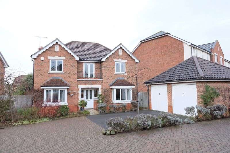 4 Bedrooms Detached House for sale in Barnock Close, Braeburn Park