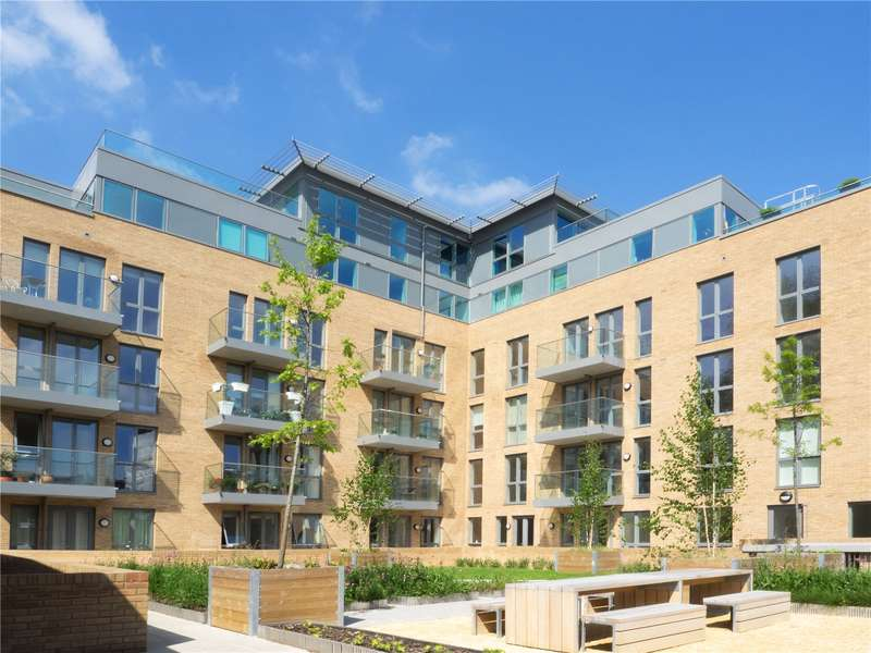 2 Bedrooms Flat for sale in Sharp House, Hammersmith Grove, London, W6