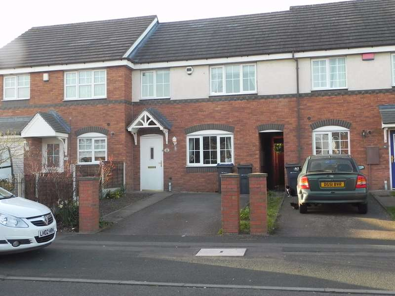 3 Bedrooms Terraced House for sale in Gunter Road, Erdington, Birmingham, B24 0RU