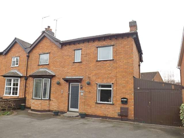 3 Bedrooms Semi Detached House for sale in Elm Road, Evesham