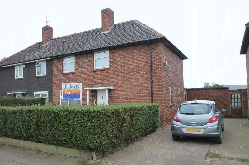 3 Bedrooms Property for sale in Midhurst Road, Thorntree