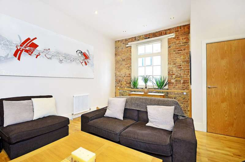 2 Bedrooms House for sale in Sylvester Road, London Fields, E8