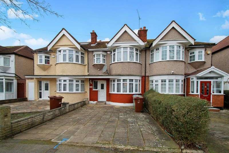3 Bedrooms Terraced House for sale in Exeter Road, Harrow