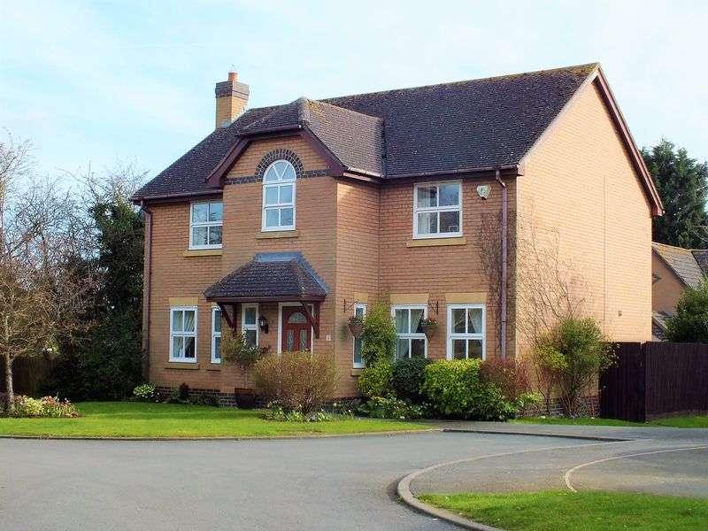 4 Bedrooms Detached House for sale in Briar End, Kidlington