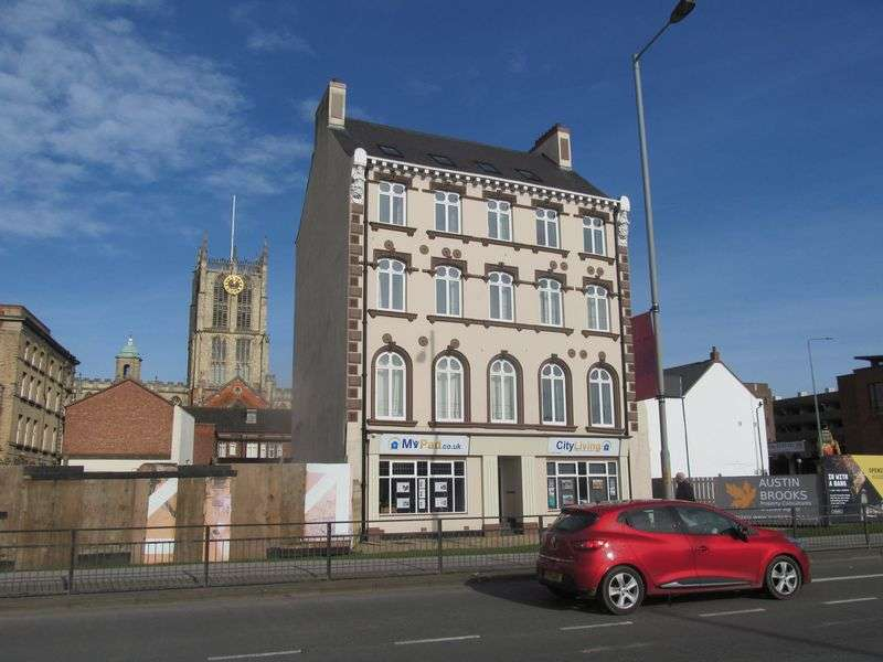 1 Bedroom Flat for sale in Castle Street, Hull