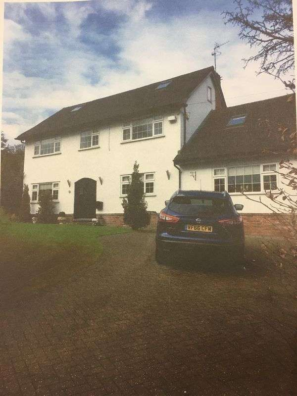 5 Bedrooms Detached House for sale in Tower Way, Liverpool