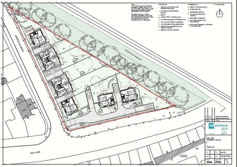 Land Commercial for sale in Hen Lane, Coventry