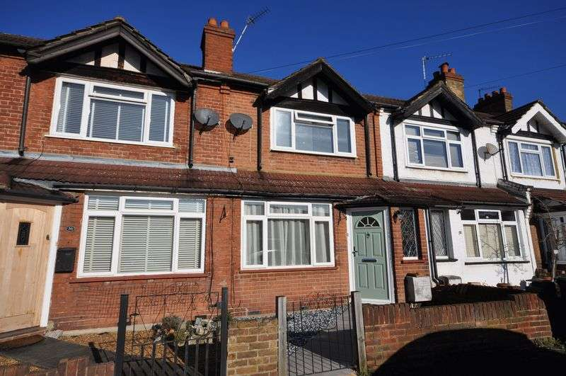 2 Bedrooms Terraced House for sale in Orchard Road, Sunbury-On-Thames