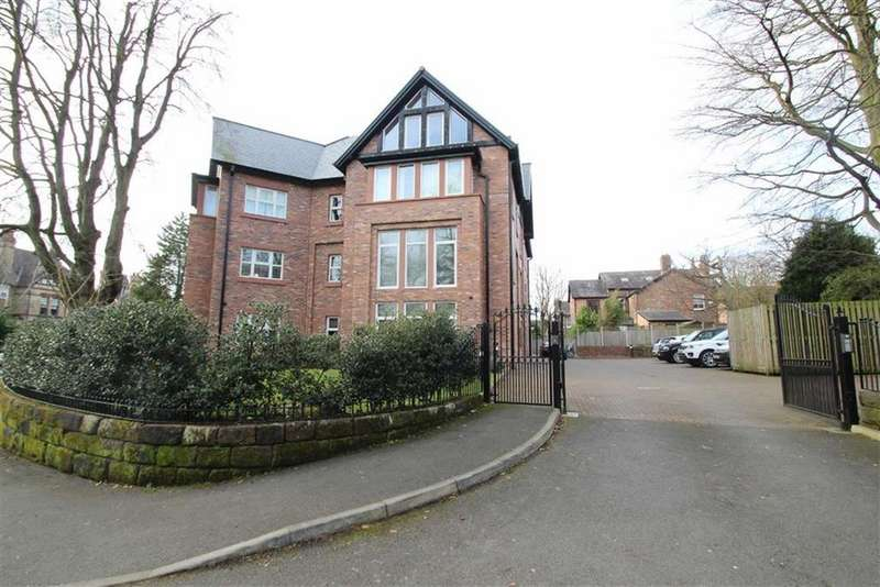2 Bedrooms Penthouse Flat for sale in Ashley Road, Hale, Altrincham