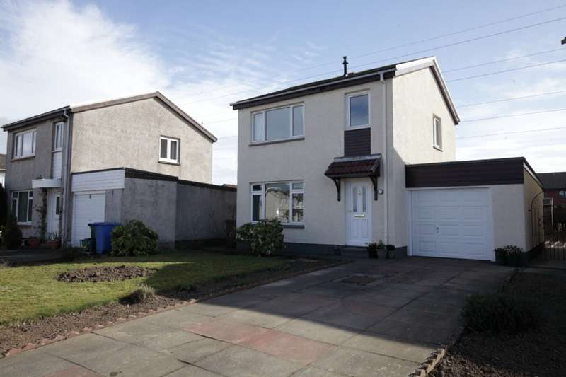 3 Bedrooms Detached House for sale in Henderson Court, East Calder, West Lothian, EH53
