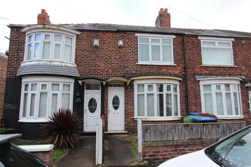 3 Bedrooms Terraced House for sale in Studley Road, Middlesbrough