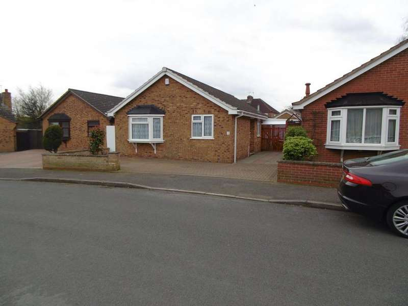 3 Bedrooms Bungalow for sale in Price Way, Thurmaston, Leicester, LE4 8BG