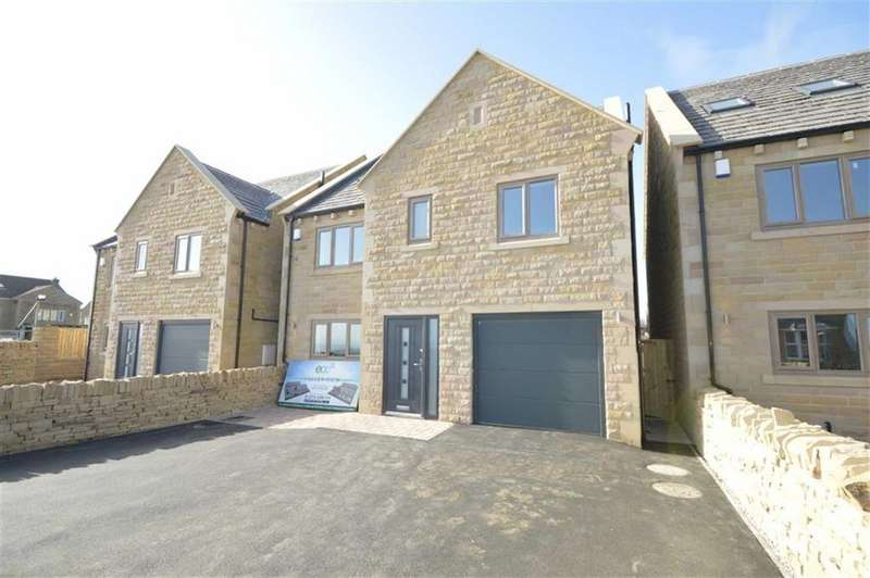 6 Bedrooms Detached House for sale in Shibden Villas, Queensbury BD13, Queensbury