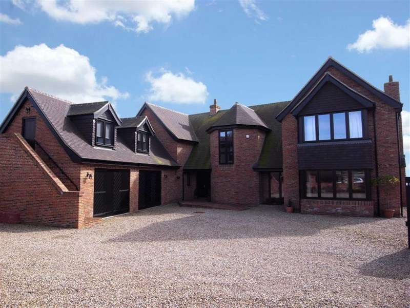 5 Bedrooms Detached House for sale in Great Stainton, Stockton-on-Tees