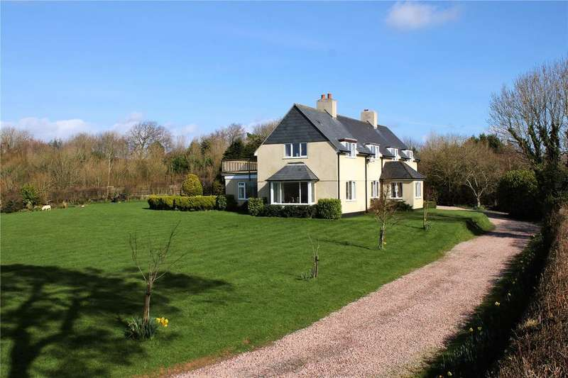 5 Bedrooms Equestrian Facility Character Property for sale in Modbury, Ivybridge, Devon, PL21