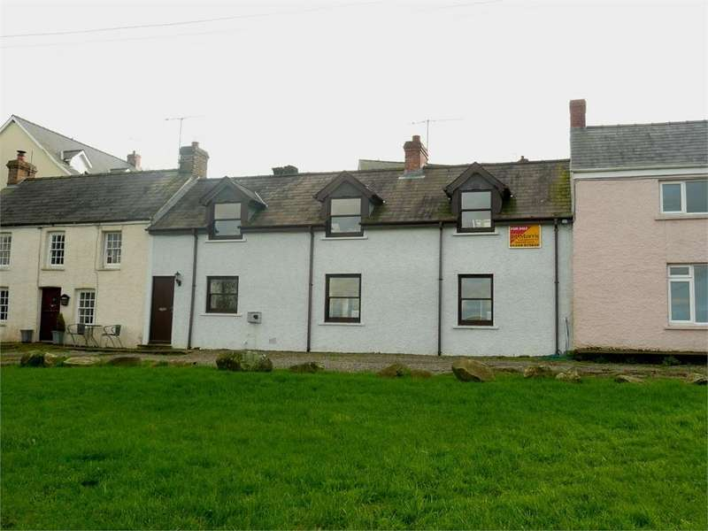 2 Bedrooms Cottage House for sale in Y Beudy, Castlemorris, Haverfordwest, Pembrokeshire
