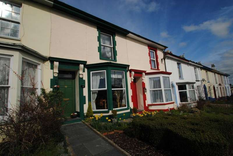 3 Bedrooms Terraced House for sale in Meddon Street, Bideford