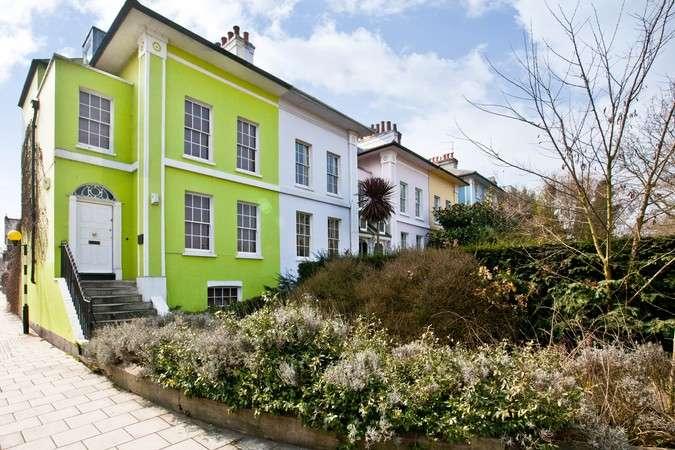 3 Bedrooms End Of Terrace House for sale in Heathfield Terrace, Chiswick