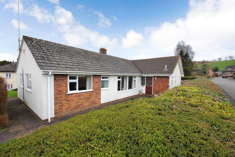 3 Bedrooms Bungalow for sale in Southfield, Wiveliscombe