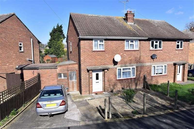3 Bedrooms Semi Detached House for sale in Edinburgh Drive, Spalding