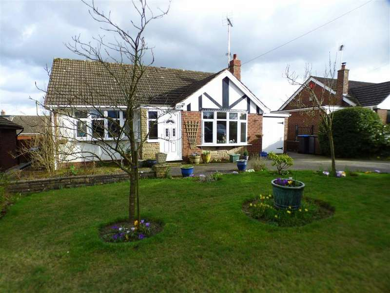 2 Bedrooms Detached Bungalow for sale in 21, Barnfields Lane, Kingsley