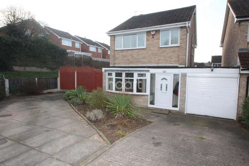 3 Bedrooms Detached House for sale in Tenter Close, Heron Ridge, Nottingham