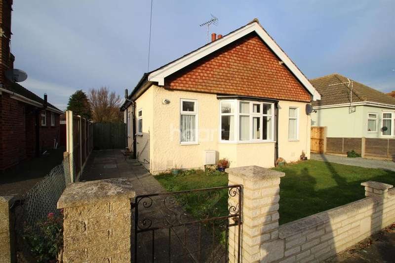 3 Bedrooms Bungalow for sale in Salisbury Road, Clacton-on-Sea