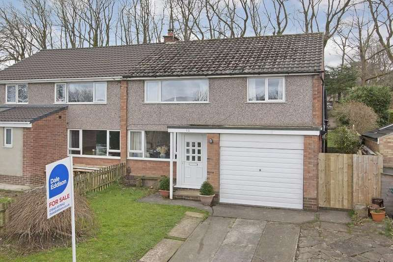 3 Bedrooms Semi Detached House for sale in Victoria Grove, Ilkley