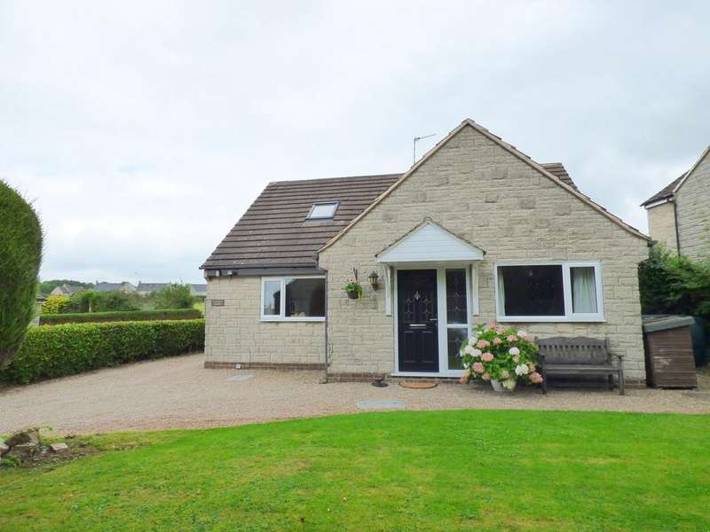 3 Bedrooms Bungalow for sale in Kniveton, Ashbourne