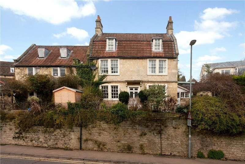 4 Bedrooms Semi Detached House for sale in High Street, Batheaston, Bath, Somerset, BA1