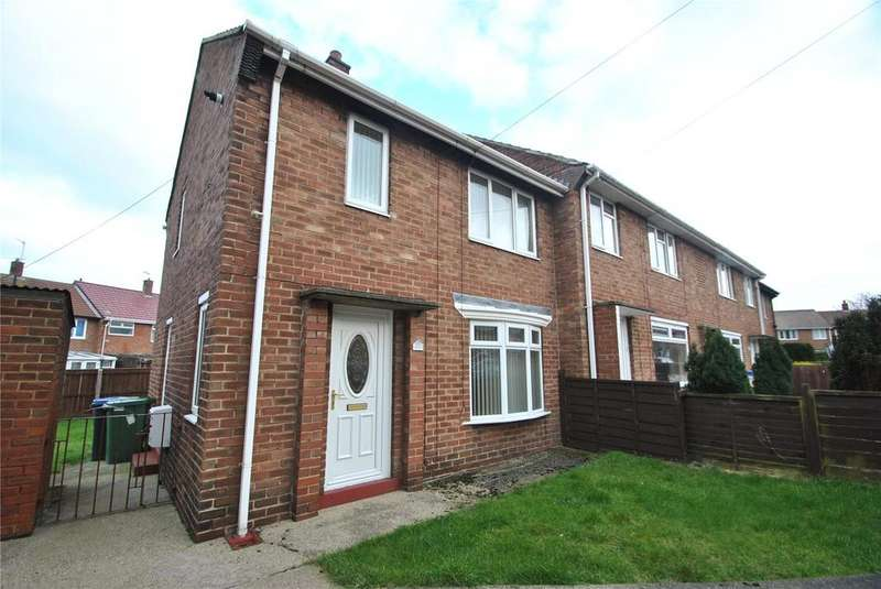 2 Bedrooms End Of Terrace House for sale in Eastlea Crescent, Eastlea, Seaham, Co Durham, SR7