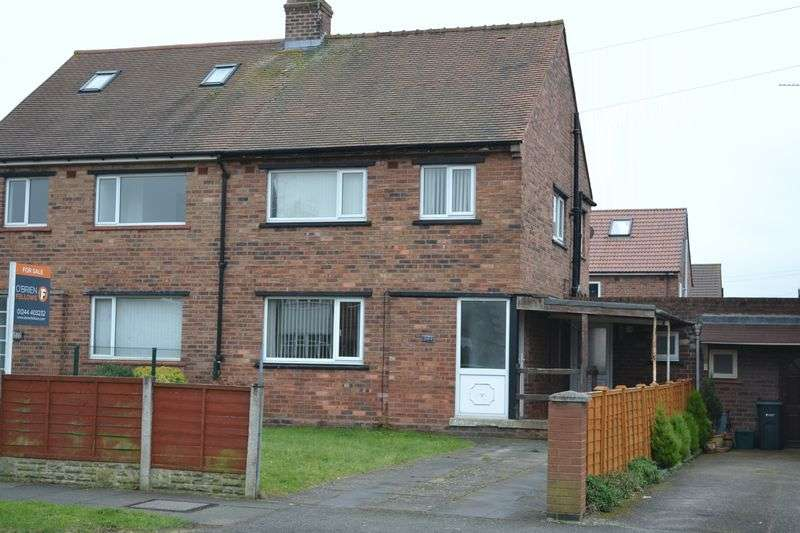 3 Bedrooms Semi Detached House for sale in Hoole Lane, Chester