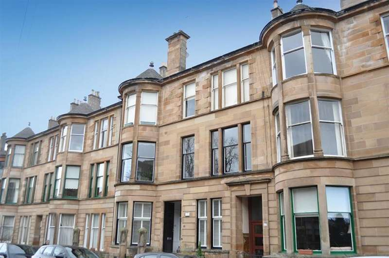 3 Bedrooms Flat for sale in 1/2, 27 Glencairn Drive, Pollokshields, G41 4QP
