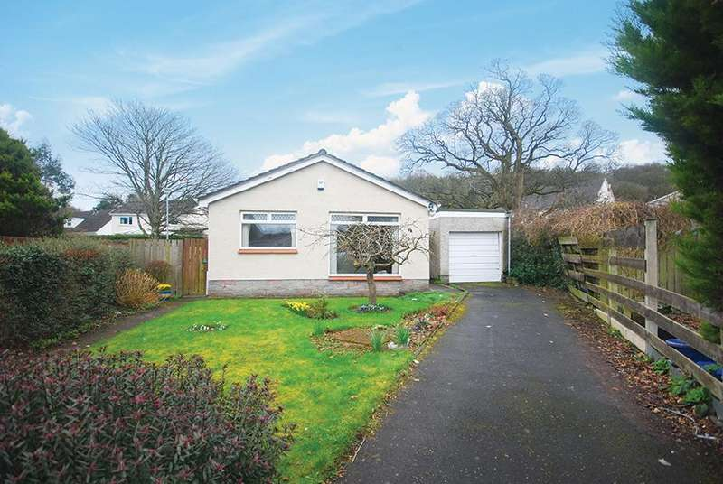 2 Bedrooms Detached Bungalow for sale in 60 Kilnford Crescent, Dundonald, KA2 9AN