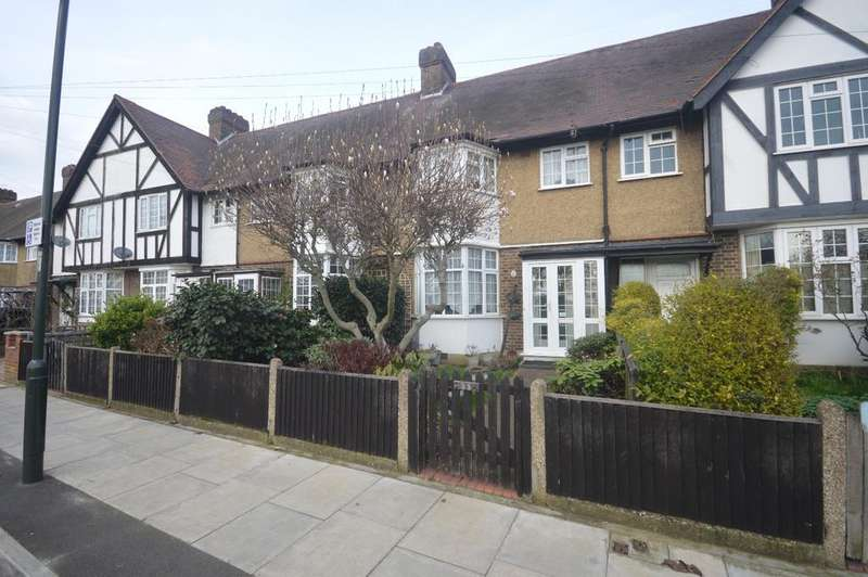 3 Bedrooms Terraced House for sale in Manship Road Mitcham CR4