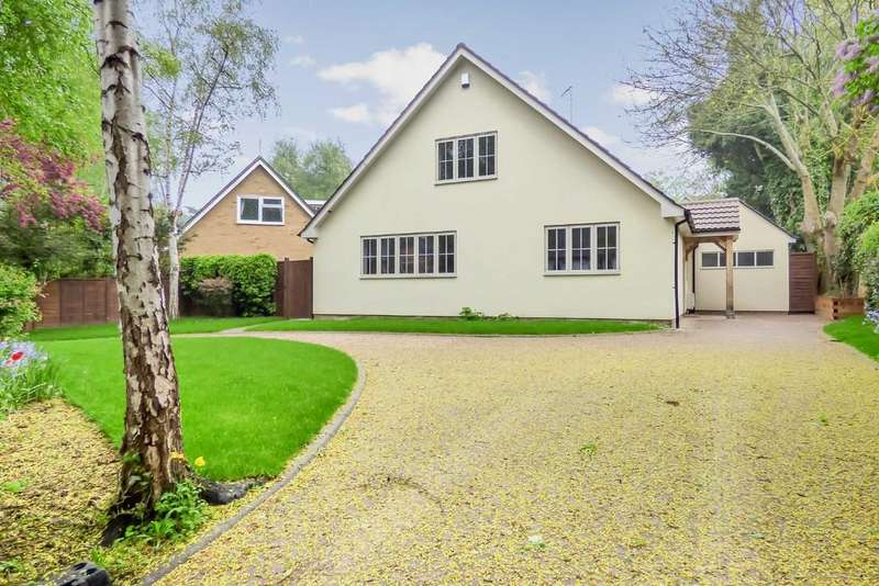 5 Bedrooms Detached House for sale in Central Avenue, COVENTRY