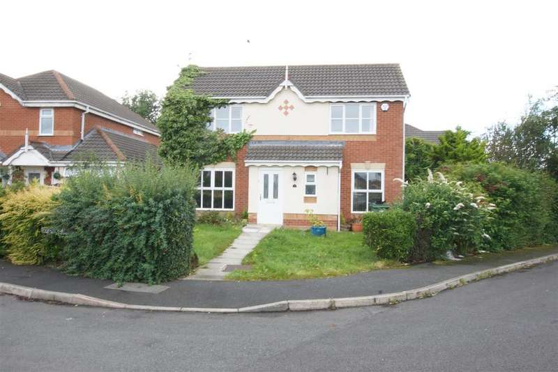3 Bedrooms Detached House for rent in Goodwood Drive, Wirral CH46 1PY
