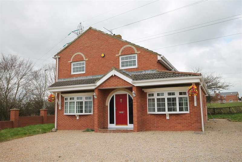 4 Bedrooms Detached House for sale in Burtree Lane, Darlington