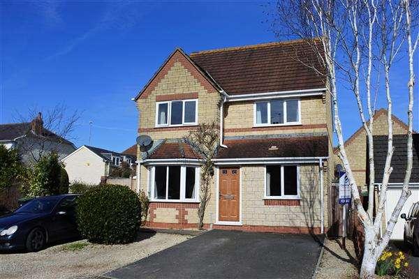 4 Bedrooms Detached House for sale in Barleyfields, Gillingham