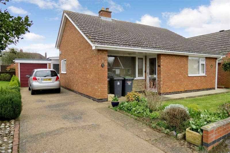 3 Bedrooms Detached Bungalow for sale in Hervey Road, Sleaford