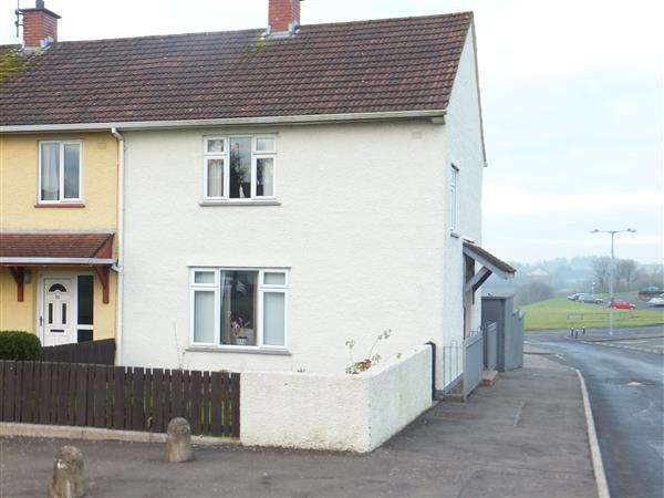 2 Bedrooms End Of Terrace House for sale in 57 Derrin Road