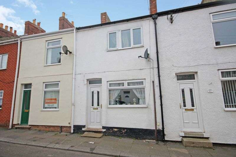 2 Bedrooms Terraced House for sale in Wharton Street, Skelton-in-Cleveland