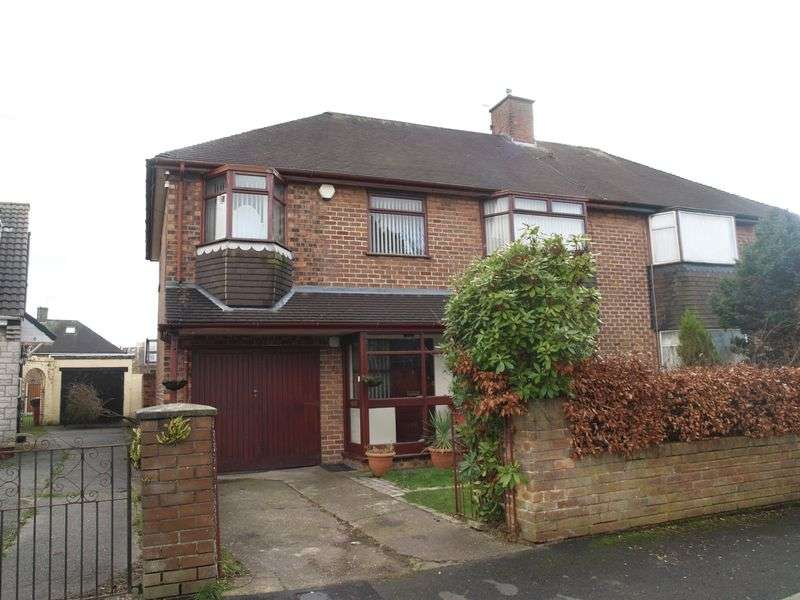 5 Bedrooms Semi Detached House for sale in Domar Close, Kirkby