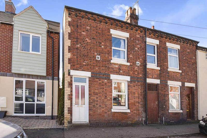 3 Bedrooms Property for sale in Wood Street, Burton-On-Trent, DE14