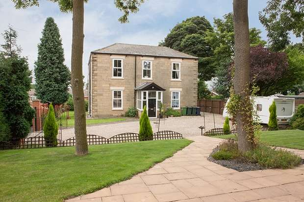 4 Bedrooms Detached House for sale in The Springs, Birtley, CHESTER LE STREET, Tyne and Wear